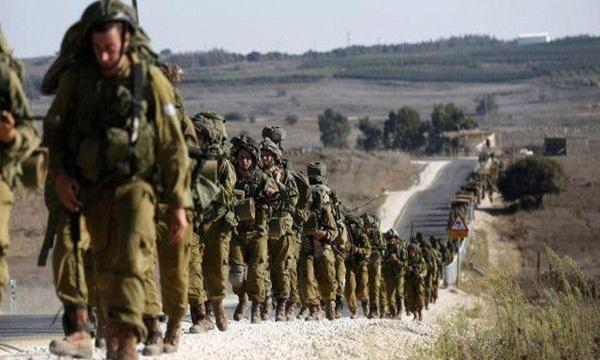 Angkatan Israel Arahkah Ke Dataran Tinggi Golan
