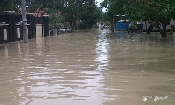 Cirebon di Landa Banjir,Ribuan Rumah Terendam
