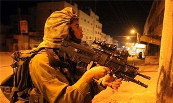 Pasukan Israel Menangkap Paksa 2 Pemuda Pelestina