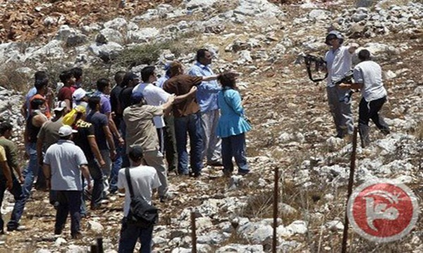 Pemukim Yahudi Serang Warga Palestina