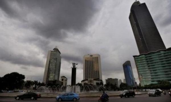 Diprediksikan, Siang Hari Jakarta Akan di selimuti Awan