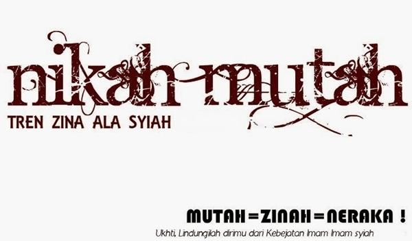 Hukum Nikah Mut'ah Dalam Pandangan Islam