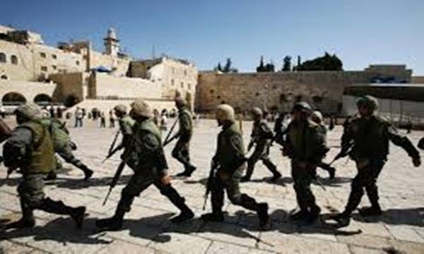 Israel Kembali Serang Jamaah Di Masjid Al Aqsha