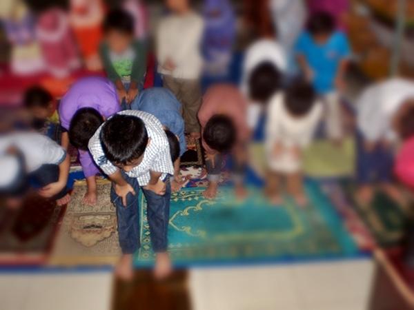 Karakter Generasi Masa Depan Islam1 Hak Pengasuhan Anak Dalam Islam