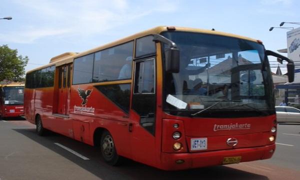 Nasib Bus Transjakarta hanya Tinggal Menghitung Hari