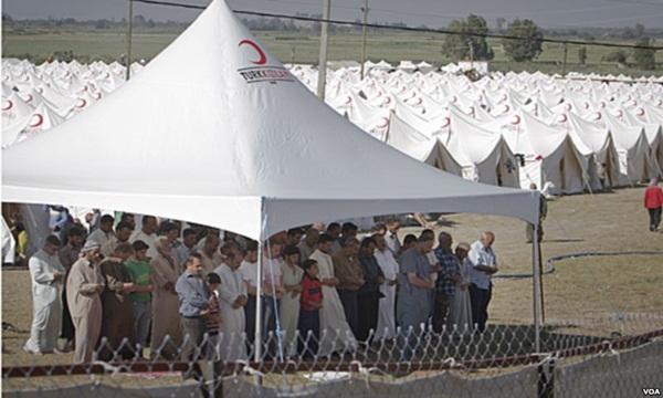 Pengungsi Suriah di Turki Dikabarkan Melebihi 220.000 Orang