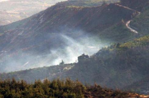 Turki Tembak Jatuh Pesawat Tempur Suriah