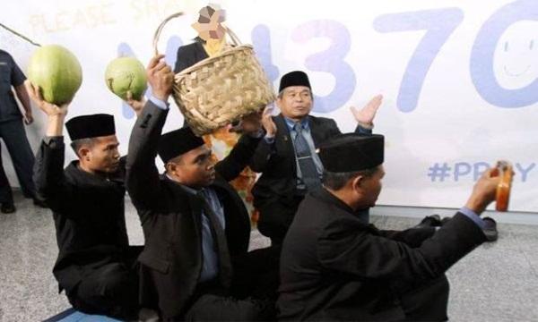 Ulama Malaysia Kecam Praktek Sihir Untuk Cari Pesawat Hilang