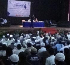 Targhib Ramadhan HASMI Disambut Antusias Ribuan Peserta