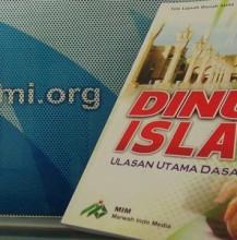 HASMI Terbitkan Buku Dinul Islam 2