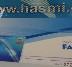 Proses Pembuatan Kartu Tanda Anggota HASMI Pembukaan 5 Juni Sudah Selesai