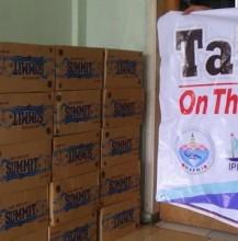 HASMI Kembali Terima 50 Dus Donasi Ta'jil On The Road