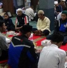Struktural HASMI Ikuti I'tikaf 10 Hari Di Masjid Al Marhamah Bogor