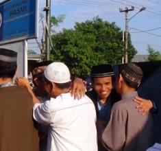 Jama'ah Padati Penyelenggaraan Sholat Iedul Fitri di Kantor DPP HASMI