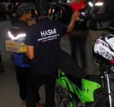 HASMI Sukses Sebarkan 3500 Paket Berbuka Dalam Ta'jil On The Road Jabodetabek & Bandung (5)