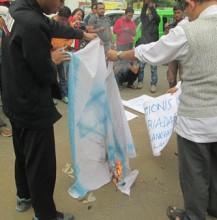Galeri Kegiatan: HASMI & KMB Kecam Aksi Brutal Israel Ke Palestina