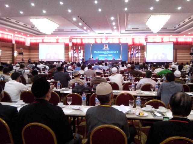 HASMI Dalam Mudzakarah Nasional II ANNAS Di Bandung