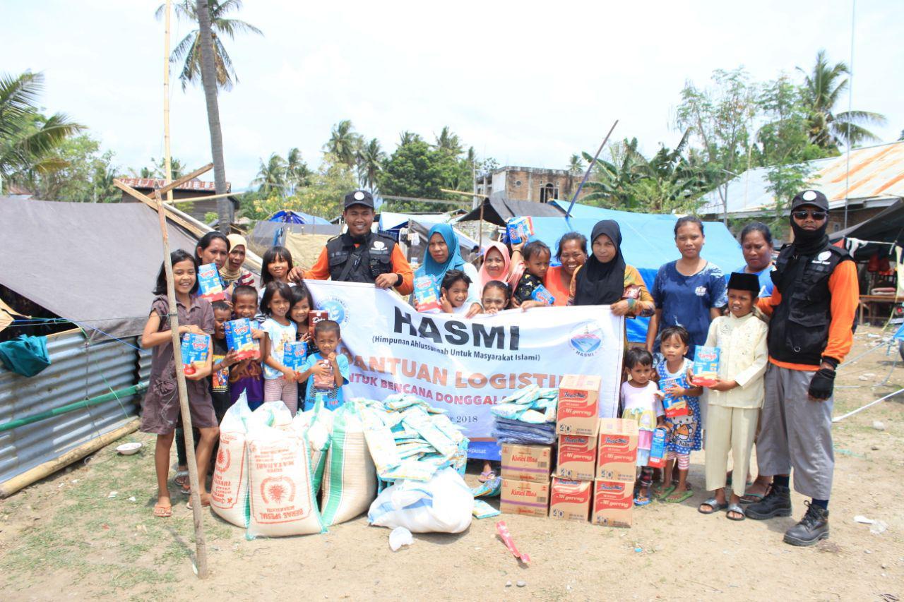 HASMI Peduli Palu – Kirimkan Relawan Untuk Membantu Korban [Video]