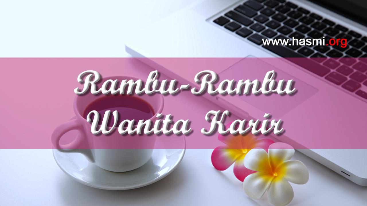 Rambu-Rambu Wanita Karir Dalam Islam