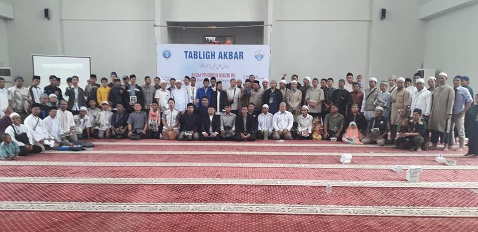 HASMI Sukses Gelar Tabligh Akbar Di Masjid Al Madinah Dompet Dhuafa