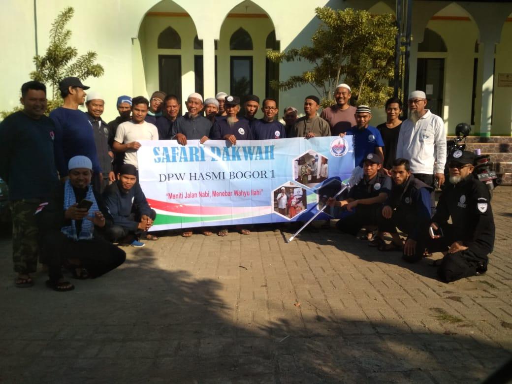 Safari Dakwah HASMI – Berlangsung Serentak di Jabodetabek, Bandung dan Jateng