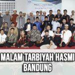 HASMI Menggelar Malam Tarbiyah Di Bandung