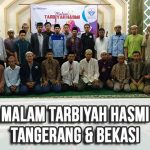 Malam Tarbiyah DPW HASMI Tangerang Dan Bekasi
