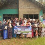 HASMI Peduli Sosial – Salurkan Paket Bantuan Untuk Dhuafa Di Bogor