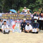 Kader HASMI Peduli Korban Gempa Dan Tsunami Palu