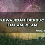 Kewajiban Bersuci Dalam Islam