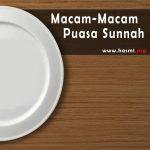 Bentuk-Bentuk Puasa Sunnah