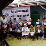 Safari Dakwah HASMI – Serentak Berlangsung Di Beberapa Kota