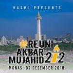 HASMI Bersama Kaum Muslimin Bogor Dalam Reuni Akbar 212