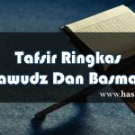 Ta'awudz Dan Basmalah
