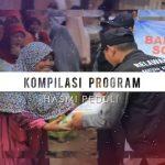 Kompilasi Program HASMI Peduli [Video]