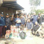 Lagi, HASMI Membantu Korban Kebakaran Di Jakarta