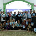 Menyambut Romadhon, HASMI Membagikan 5000 Eksemplar Buku Gratis