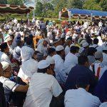 Ribuan Peserta Hadiri Liqo Syawal HASMI di Kebun Raya Bogor