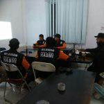 HASMI Memberangkatkan Relawan Kemanusiaan Ke Lombok