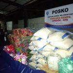 HASMI Menyerahkan Bantuan Untuk Korban Gempa Lombok