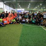 HASMI Sukses Gelar Turnamen Futsal Di Cibinong – Bogor
