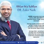 DR Zakir Naik Disambut Baik Oleh – HASMI
