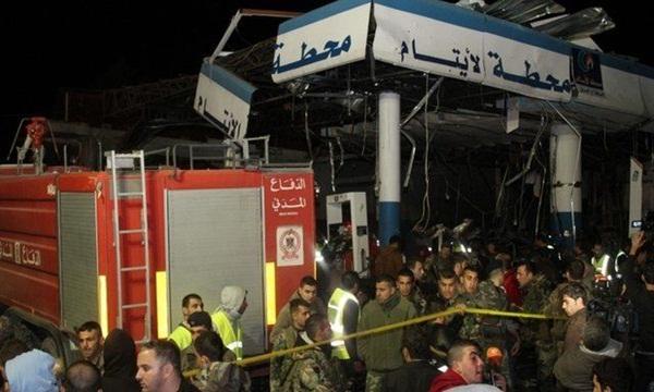 Sebuah Ledakan Bom Kembali Guncang Hizbullah Libanon