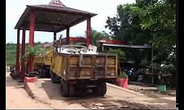 Warga Palembang Menikmati Listrik dari Sampah