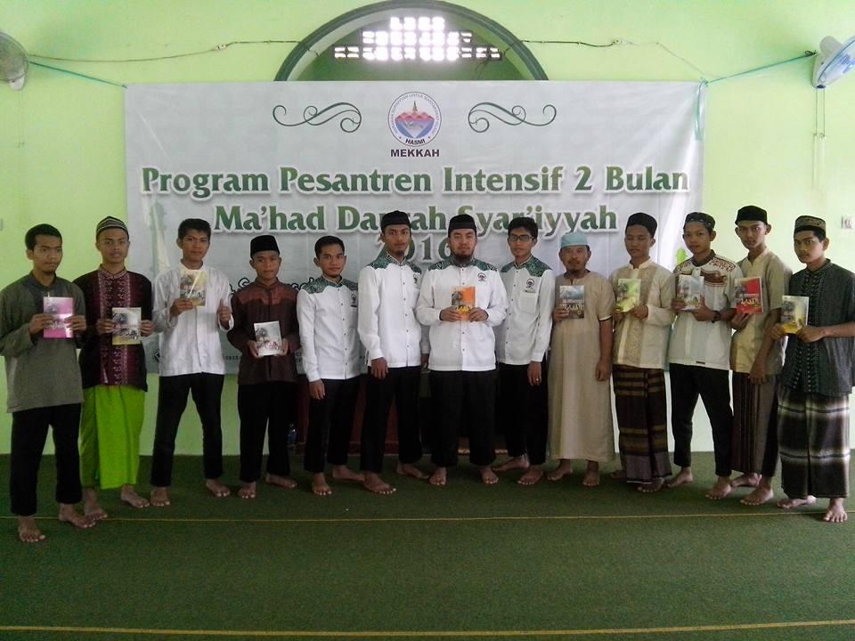 HASMI Kembali Membuka Program Beasiswa Pesantren Intensif Dauroh Syar'iyyah Untuk Wilayah Jakarta dan Cirebon