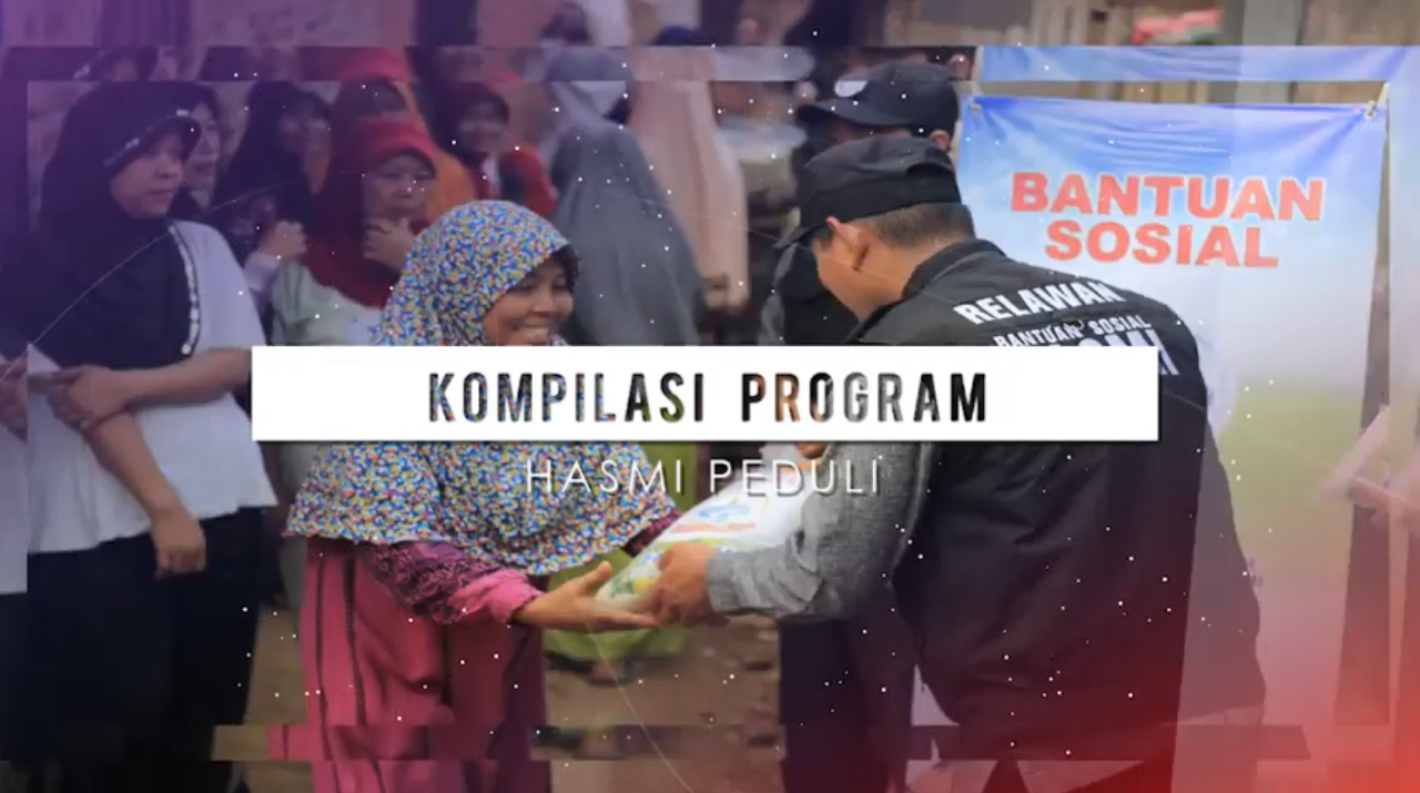 Kompilasi Program HASMI Peduli [Video]