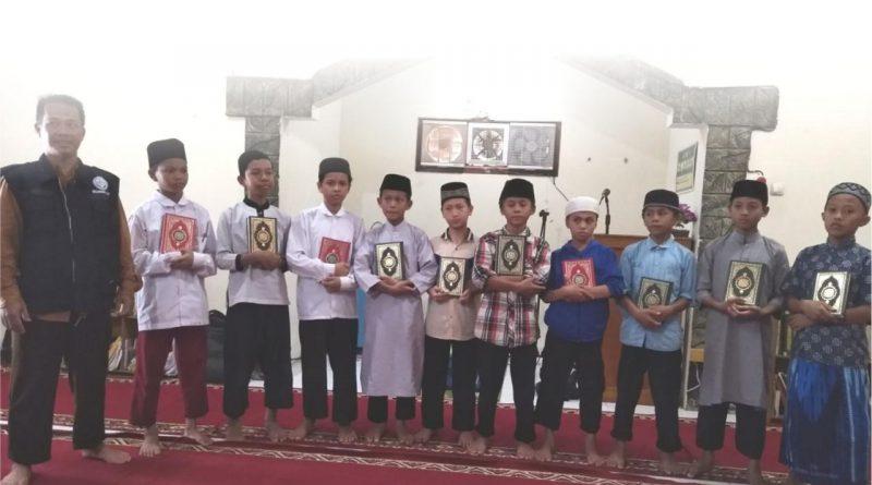Al Qur'an Baru Untuk Pondok Pesantren Al Maa – Bogor