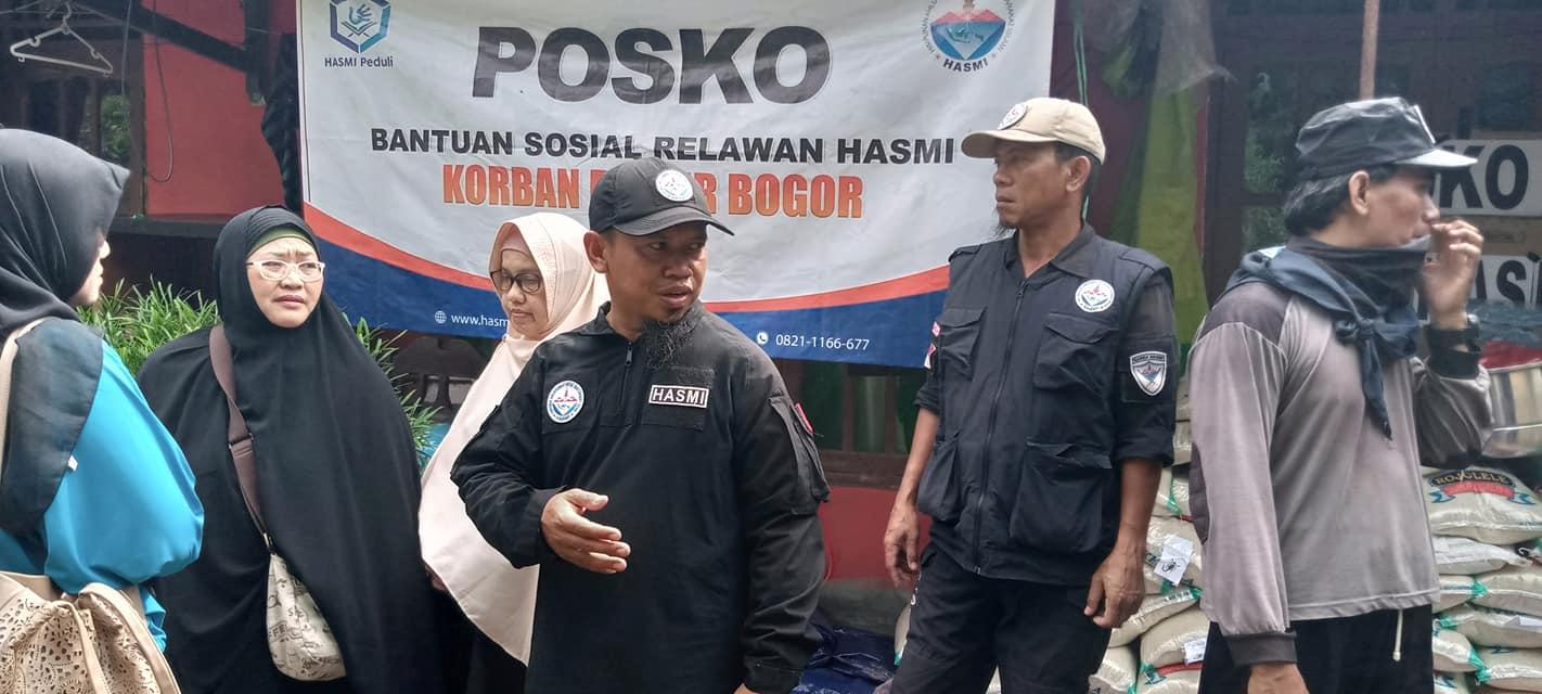 Relawan HASMI Tuntas Selesaikan Tugas Kemanusiaan