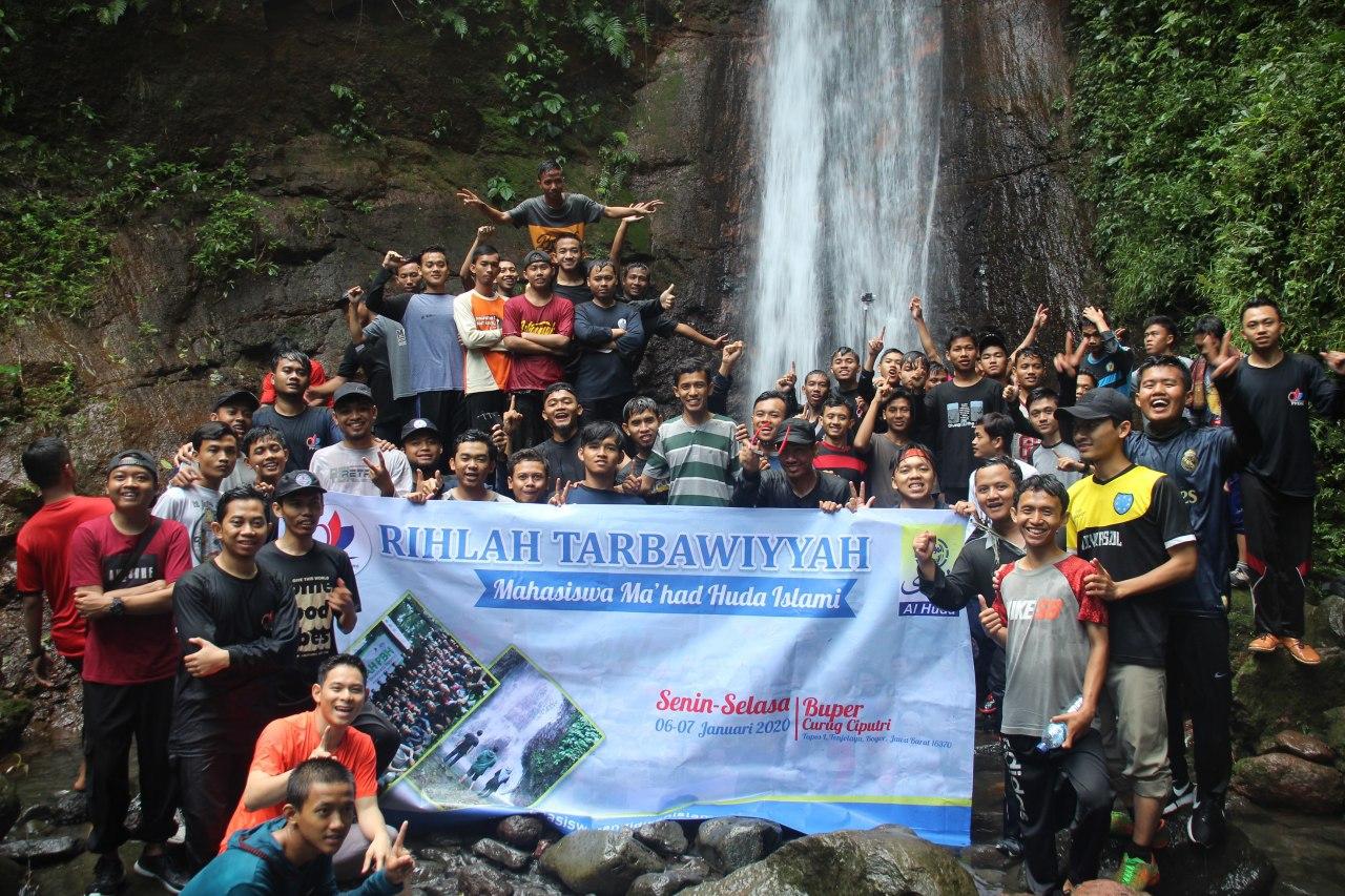 Rihlah Tarbawiyyah Ma'had Huda Islami – Bogor