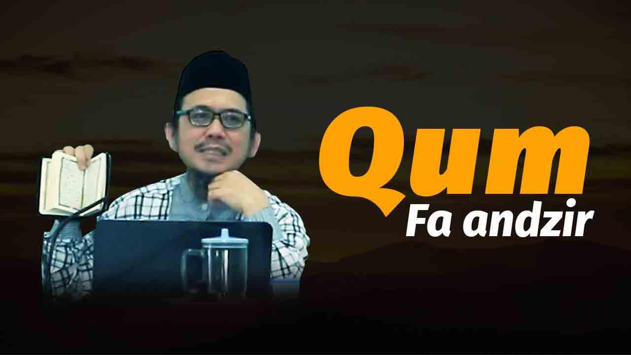 Kajian Tafsir Al Qur'an HASMI – Ust Dr Muhammad Sarbini
